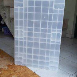 تولید پالت شیشه ای و شفاف با کاربرد بهداشتی